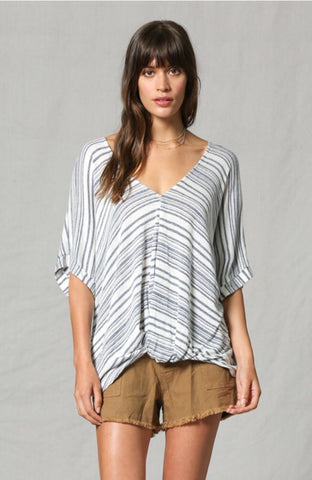 Quincy Knot Top