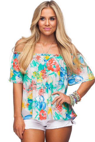 Bahamas Bound Blouse