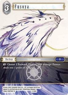 FFTCG Crystal Cup Boston Top 4 Report - Jonathan