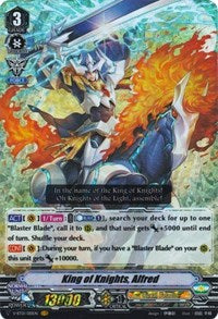 King of Knights, Alfred V-BT01/001EN