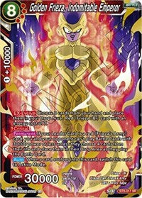 Golden Frieza, Indomitable Emperor BT6-017 SR