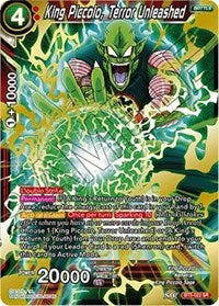 King Piccolo, Terror Unleashed BT5-022 SR