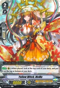 Yellow Witch, MeMe V-BT01/028EN