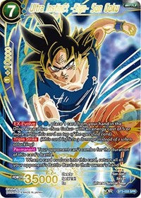 Ultra Instinct -Sign- Son Goku BT3-033 SPR