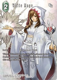 White Mage 12-043C (Full Art)