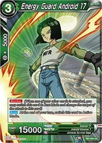 Energy Guard Android 17 TB1-054 UC