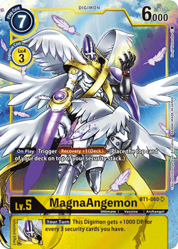 MagnaAngemon BT1-060SR Alternative Art