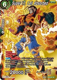 Super 17, Cell Absorbed BT5-067 SR