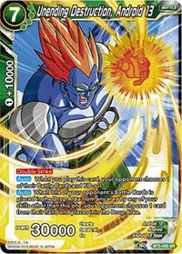 Unending Destruction, Android 13 BT3-069