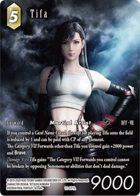 Tifa 11-071L (Full Art)
