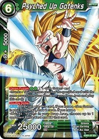 Psyched Up Gotenks EX01-07
