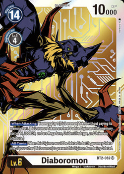 Diaboromon BT2-082SR Alternative Art