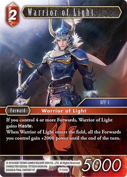 Warrior of Light 7-131S