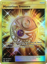 Mysterious Treasure (Secret 145/131)