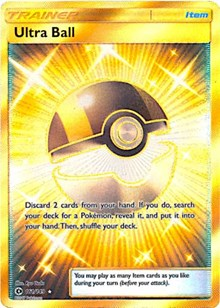 Ultra Ball (Secret 161/149)