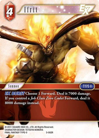 Ifrit 3-002R