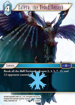 Zalera, the Death Seraph 3-037H