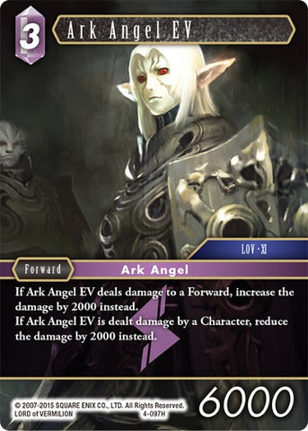 Ark Angel EV 4-097H