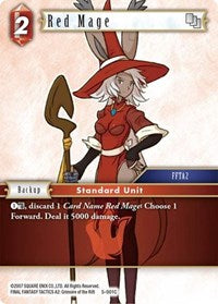 Red Mage 5-001C