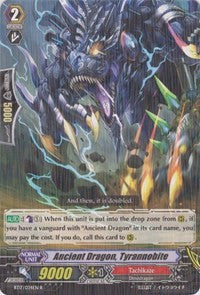 Ancient Dragon, Tyrannobite BT17/034EN R
