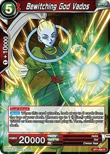 Bewitching God Vados BT1-008 R