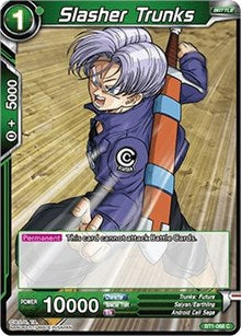 Slasher Trunks BT1-068 C