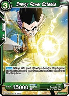 Energy Power Gotenks BT1-071 C