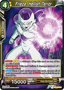 Frieza, Hellish Terror BT1-088 C