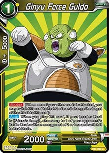 Ginyu Force Guldo BT1-099 C