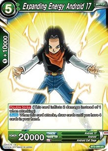 Expanding Energy Android 17 BT2-088 UC