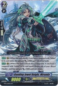 Banding Jewel Knight, Miranda BT14/010EN RR