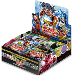 Dragonball Super Card Game Universal Onslaught Booster Box