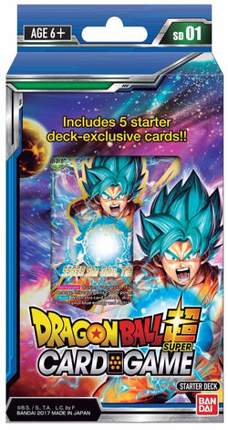 Dragonball Super The Awakening Starter Deck