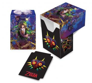Ultra Pro Deck Box Legend of Zelda Majora's Mask