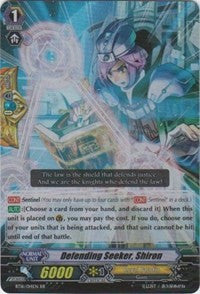 Defending Seeker, Shiron BT16/014EN RR