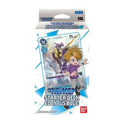 Digimon Card Game Starter Deck Cocytus Blue ST-2 *November Pre-Release*