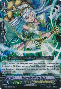 Emerald Witch, LaLa BT07/006EN RRR