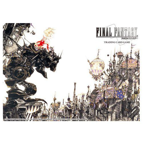 Final Fantasy VI Terra Playmat
