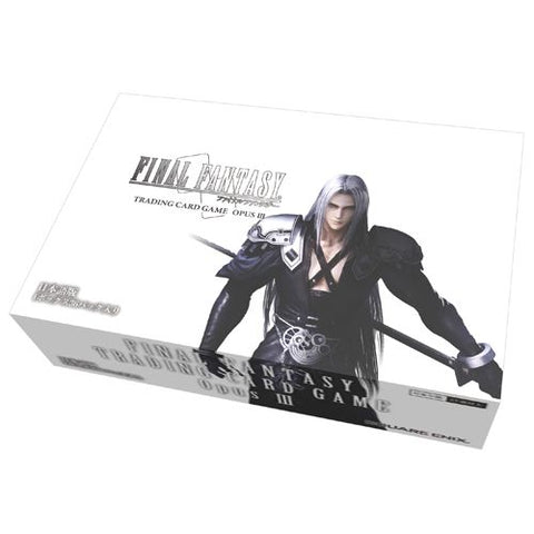 Final Fantasy Opus III Booster Box