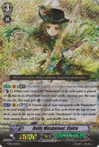 Holly Musketeer, Elvira FC02/027EN