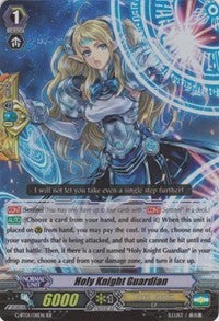 Holy Knight Guardian G-BT01/011EN RR