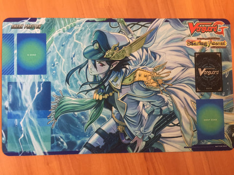 Cardfight Vanguard G Soaring Ascent Sneak Preview Playmat