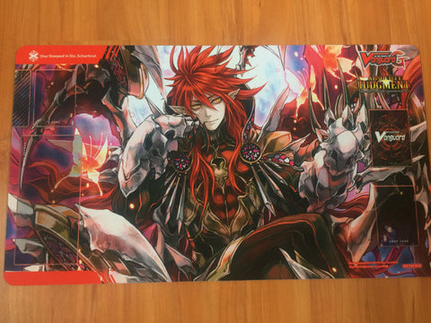 Cardfight Vanguard G Absolute Judgement Scharhrot Large Playmat