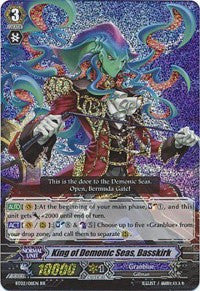 King of Demonic Seas, Basskirk BT02/011EN RR