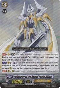 Liberator of the Round Table, Alfred BT10/003EN RRR