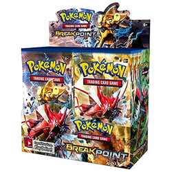 Pokemon Breakpoint Booster Box