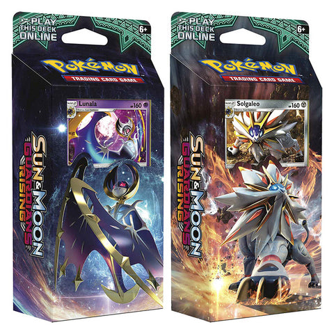Pokemon Guardians Rising Theme Deck