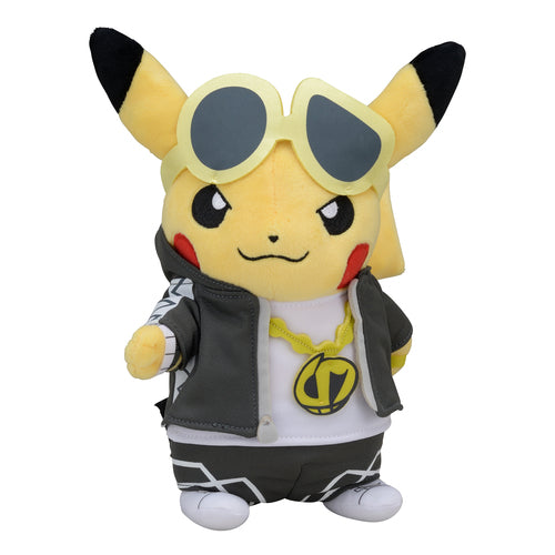 Pokemon Secret Teams Guzma Plushie