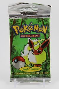 Pokemon Jungle Booster Pack (Long Pack)