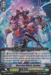 Rose Red Witch, CooCoo G-FC02/026EN RR